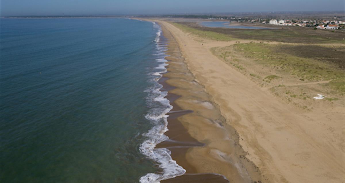 Site Naturel Vend En Bord De Mer Plages Et For T