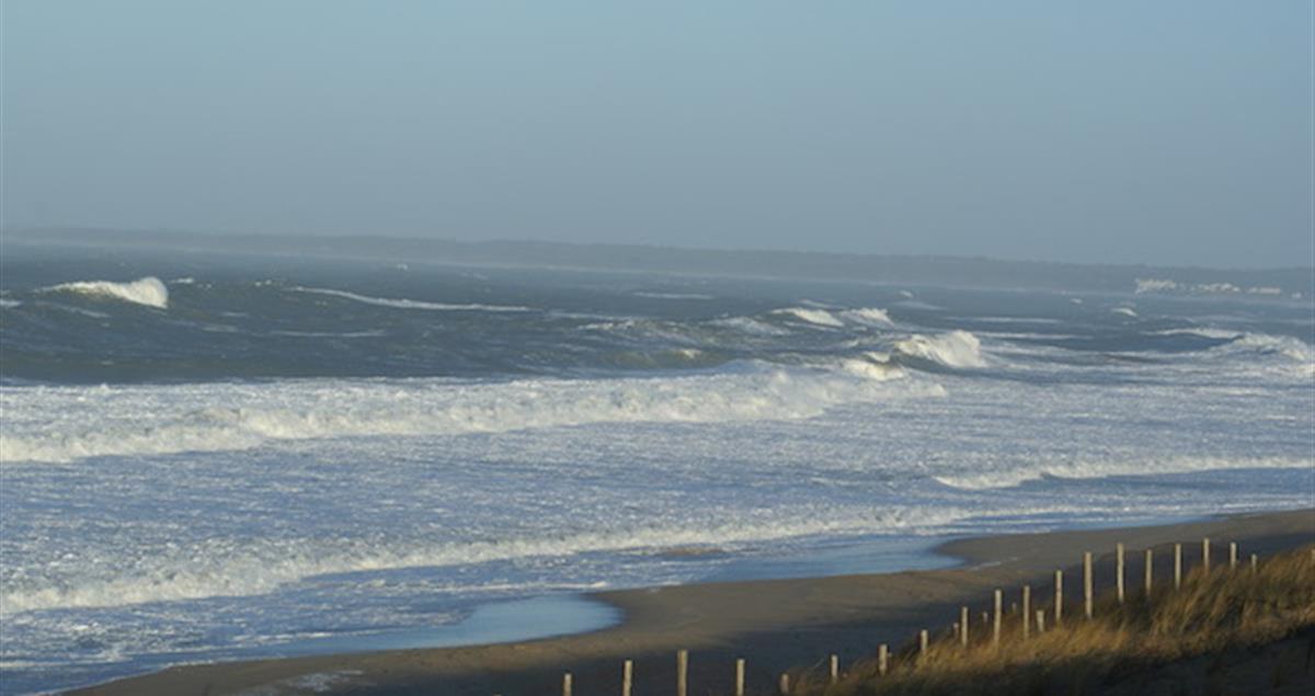 La tranche sur mer plage de la terri re camping les - Office de tourisme de la tranche sur mer ...